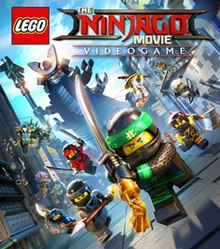 The Lego Ninjago Movie Video Game Wikipedia