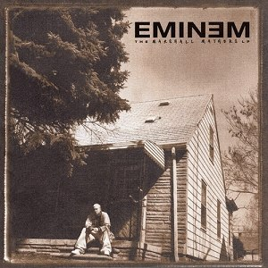 The Marshall Mathers LP - Image: The Marshall Mathers LP