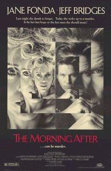 The Morning After (1986 film poster).jpg