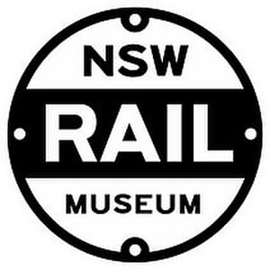 NSW Rail Museum - Image: The New South Wales Rail Transport Museum