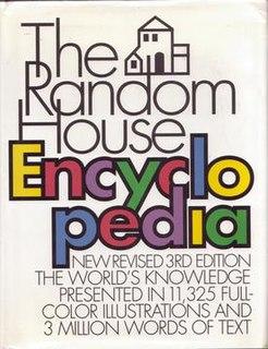 <i>The Random House Encyclopedia</i>