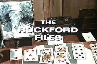 <i>The Rockford Files</i> Television series