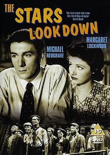 <i>The Stars Look Down</i> (film) 1940 film by Carol Reed