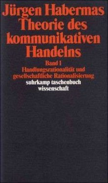 The Theory of Communicative Action, German edition.jpg