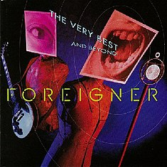 Foreigner - The Very Best...And Beyond (1992) [Rock ...Foreigner The Very Best And Beyond