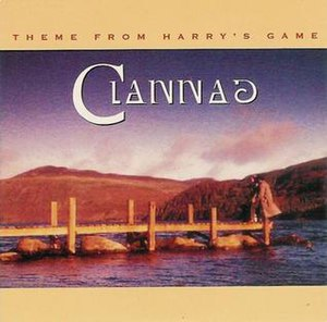 Theme from Harry's Game - Image: Theme From Harry's Game 1993 cover