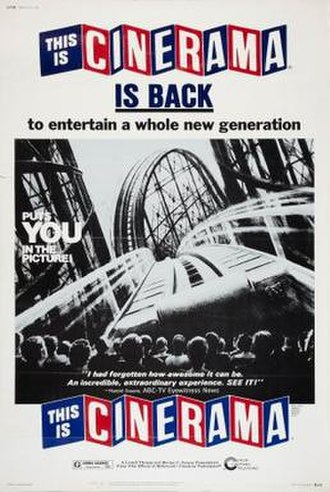 This Is Cinerama - Image: This Is Cinerama Film Poster
