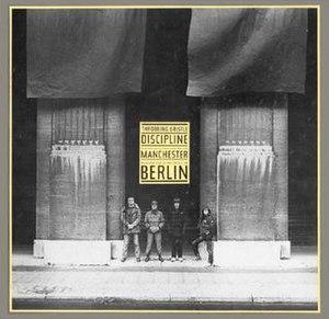 Discipline (Throbbing Gristle song) - Image: Throbbing Gristle Discipline Album Cover