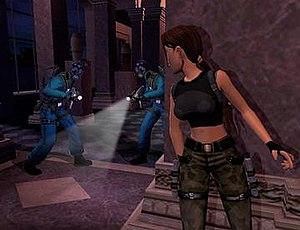 Tomb Raider: The Angel of Darkness - Image: Tomb Raider Ao D screenshot