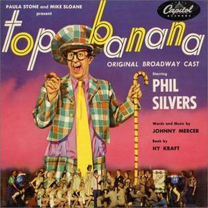 Top Banana (musical) - original cast recording
