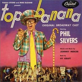 Top Banana (musical) - original cast recording