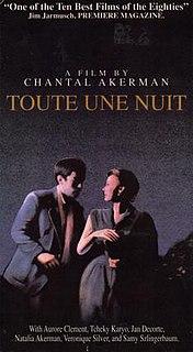 <i>Toute une nuit</i> 1982 film by Chantal Akerman