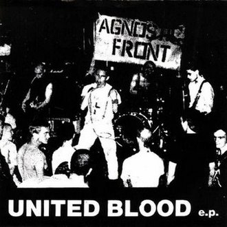 United Blood - Image: Unitedbloodcover