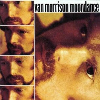 Moondance - Image: Van Morrison Moondance