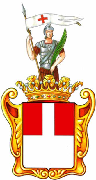 Province of Varese - Image: Varese Stemma