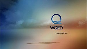 WQED (TV) - WQED Title card