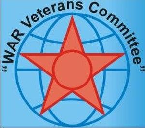 War Veterans Committee - War Veterans Committee logo.