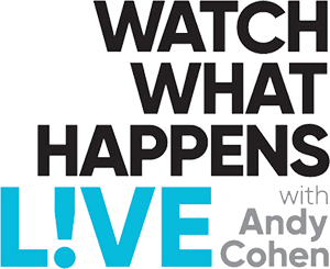 Watch What Happens Live with Andy Cohen - Image: Watch What Happens Live Logo (2017)