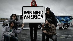 Said the Whale -  Scene from Winning America