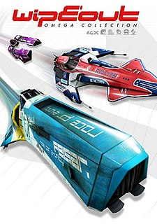 <i>Wipeout Omega Collection</i> 2017 racing game compilation