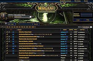 Magic circle (virtual worlds) - World of Warcraft online forum