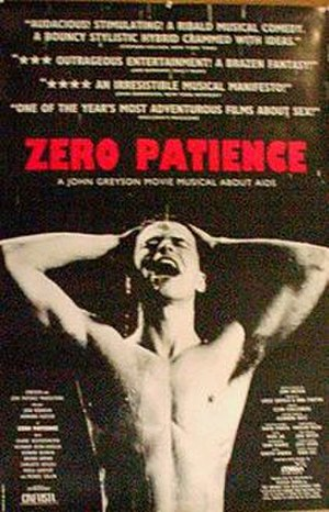 Zero Patience - Original theatrical poster