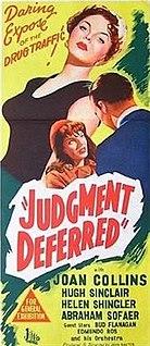 <i>Judgment Deferred</i> 1952 film