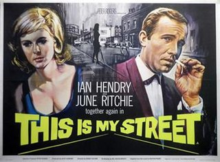 <i>This Is My Street</i> 1964 film by Sidney Hayers