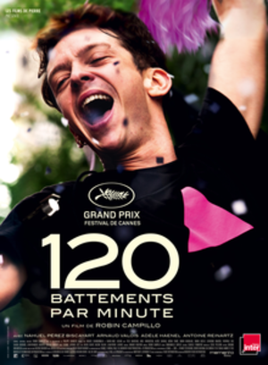 BPM (Beats per Minute) - Theatrical release poster