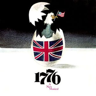 1776 (musical) - Image: 1776 musical