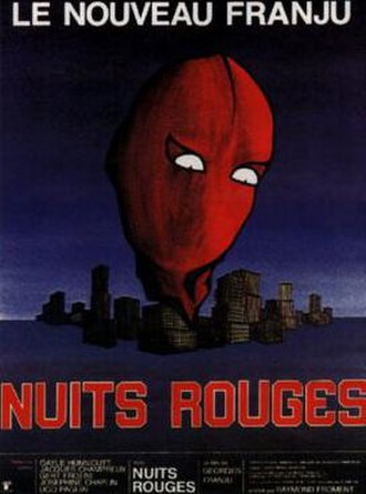 Nuits Rouges - Image: 1974 Nuits rouges