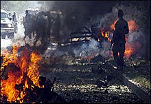 2008 Bombing Of Indian Embassy In Kabul Wikipedia
