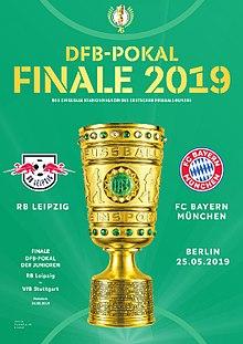 2019 Dfb Pokal Final Wikipedia