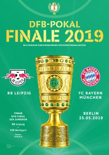 2019 DFB-Pokal Final association football match