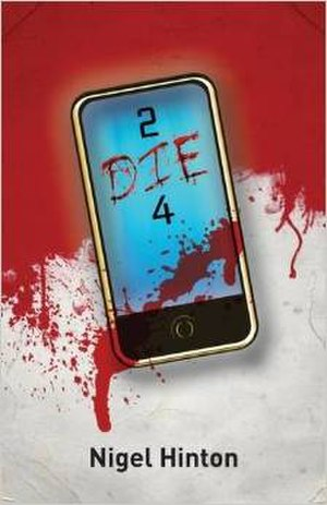 2 Die 4 - The cover of the first edition. Subsequent editions feature the Goat-Man displayed on the screen.