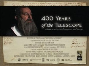 400 Years of the Telescope - Image: 400 Years of the Telescope poster