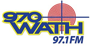 WATH - Image: 970 AM WATH Logo