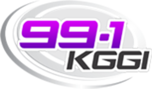 KGGI - Image: 991 KGGI Hottest Hit Music logo