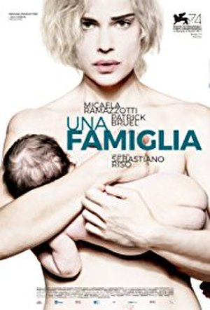 A Family (2017 film) - Film poster