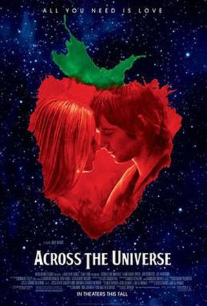 Across the Universe (film) - Theatrical release poster