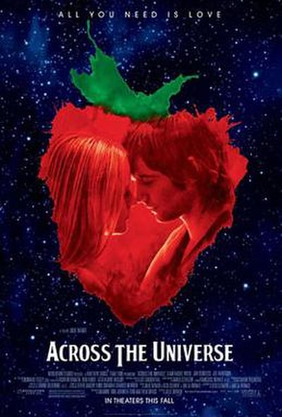 Picture of a movie: Across The Universe