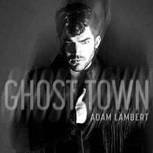 Resultado de imagem para ghost town adam lambert
