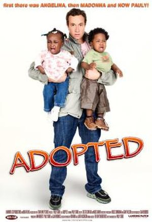 Adopted (film) - Theatrical poster