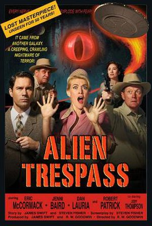 Alien Trespass - Image: Alien Trespass