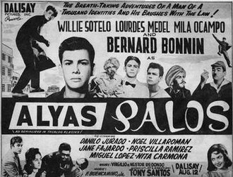 Palos (TV series) - The first film's poster.
