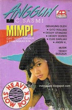 Mimpi - Image: Anggun Mimpi