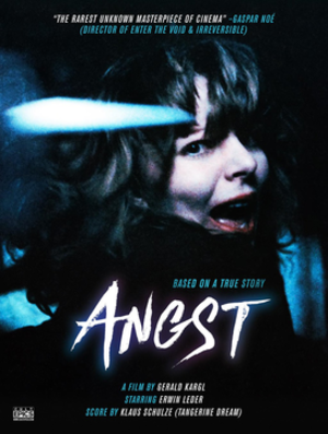 Angst (1983 film) - Image: Angst (1983 film)