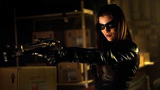 Huntress (Helena Bertinelli) - Jessica De Gouw as Helena Bertinelli in Arrow