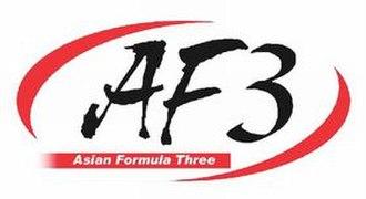 Asian Formula Three Championship - Image: Asian F3