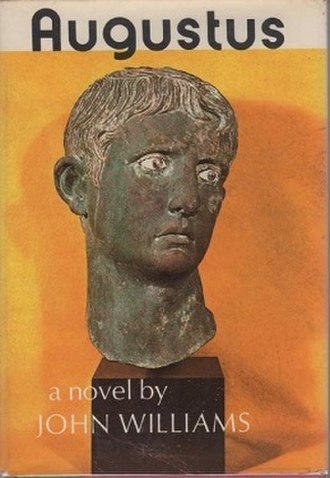 Augustus (Williams novel) - First edition